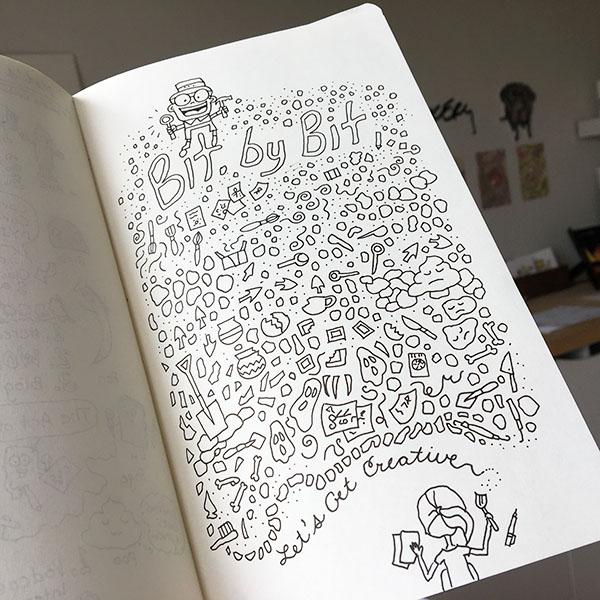 doodle break