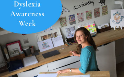 Cartooning for Dyslexia Awareness Week 2020 – Get Creative with your own Dream Studio