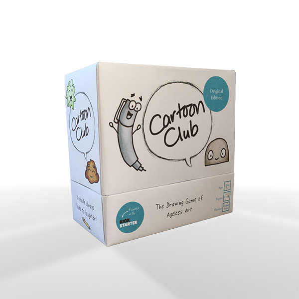 Cartoon Club Game